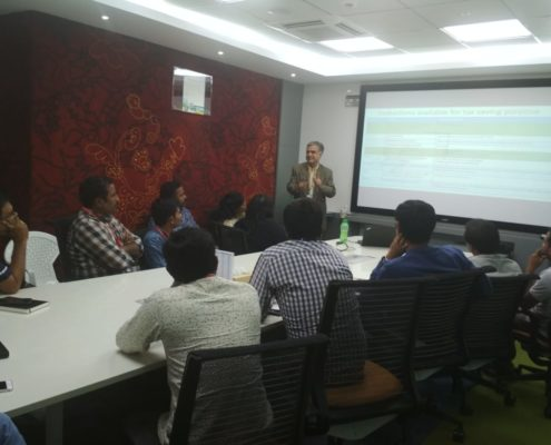 Tax Planning @ Indus Towers