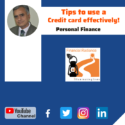 17 tips to use a Credit card effectively!