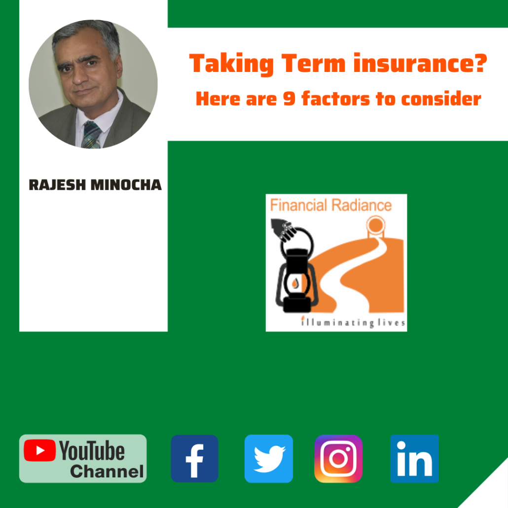 Term Insurance Featured Image