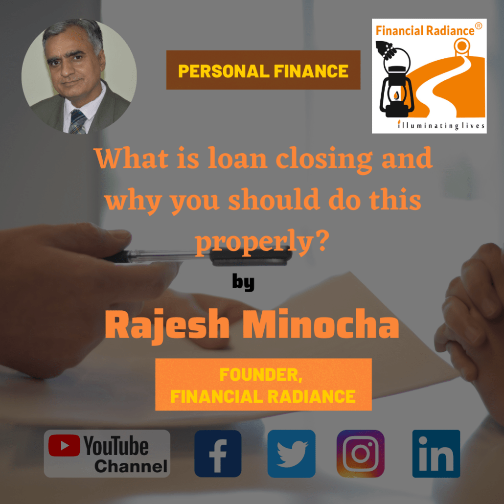 what is loan closing